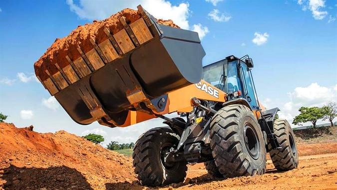 Banco CNH Industrial oferece condições especiais para máquinas e equipamentos de construção