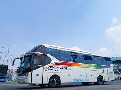 Foto Bus Sinar Jaya 41S