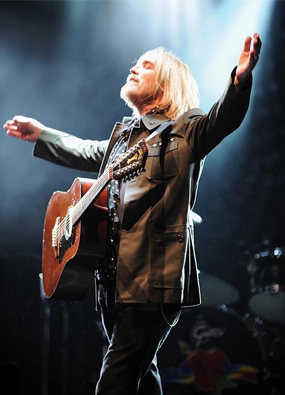 Tom Petty au paradis des légendes du rock américain