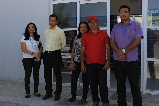 Secretário de Segurança visita Elesbão Veloso e projeta funcionamento de Delegacia em 30 dias