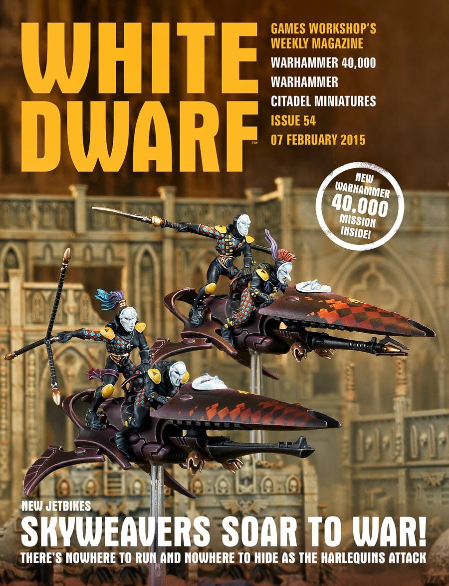 Potrus Maximus: WHITE DWARF WEEKLY ISSUE 54