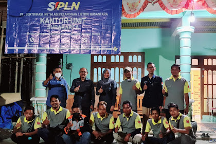 LIT SIPLN Terobos Daerah Terpencil