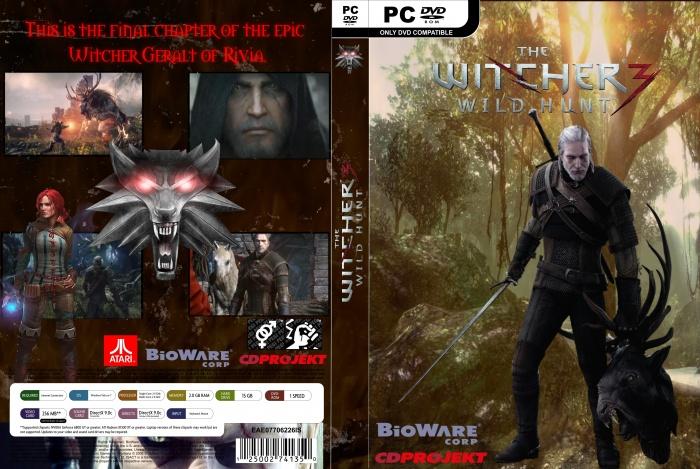 تحميل لعبة the witcher 3 wild hunt pc
