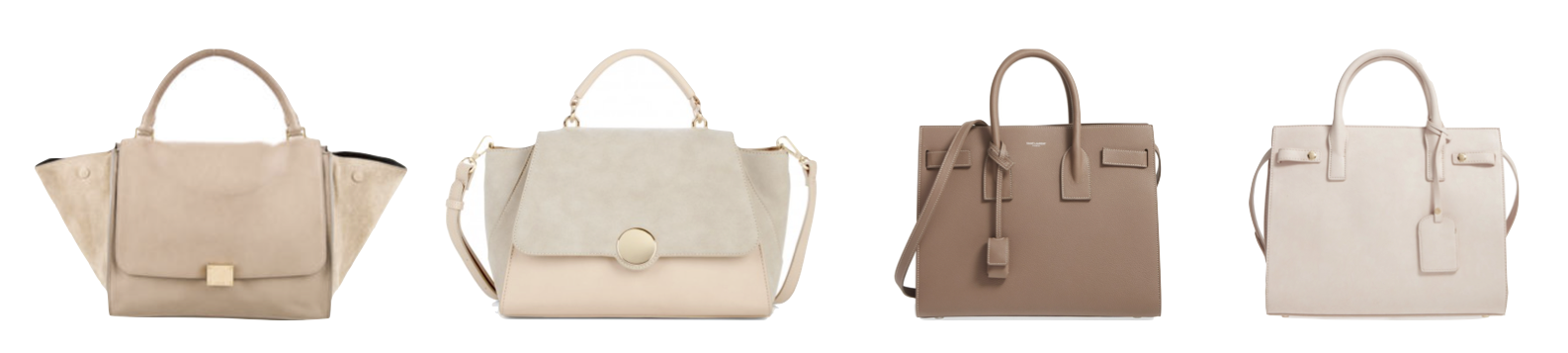 Save vs. Splurge: Handbags...