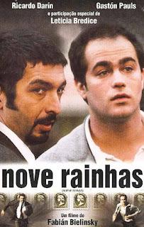 Nove Rainhas - DVDRip Dublado