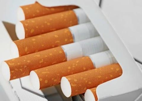 Ötezer doboz cigarettát találtak egy német rendszámú teherautóban Vas megyében