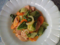 Resep Capcay Sayuran Sederhana (Easy Sauteed Vegetables Recipe)