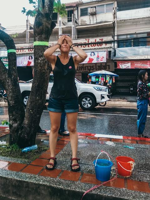 Songkran | nowy rok w Tajlandii | tajski śmigus dyngus