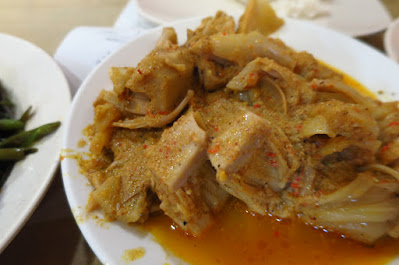Minang House Traditional Nasi Padang, gulai nanka