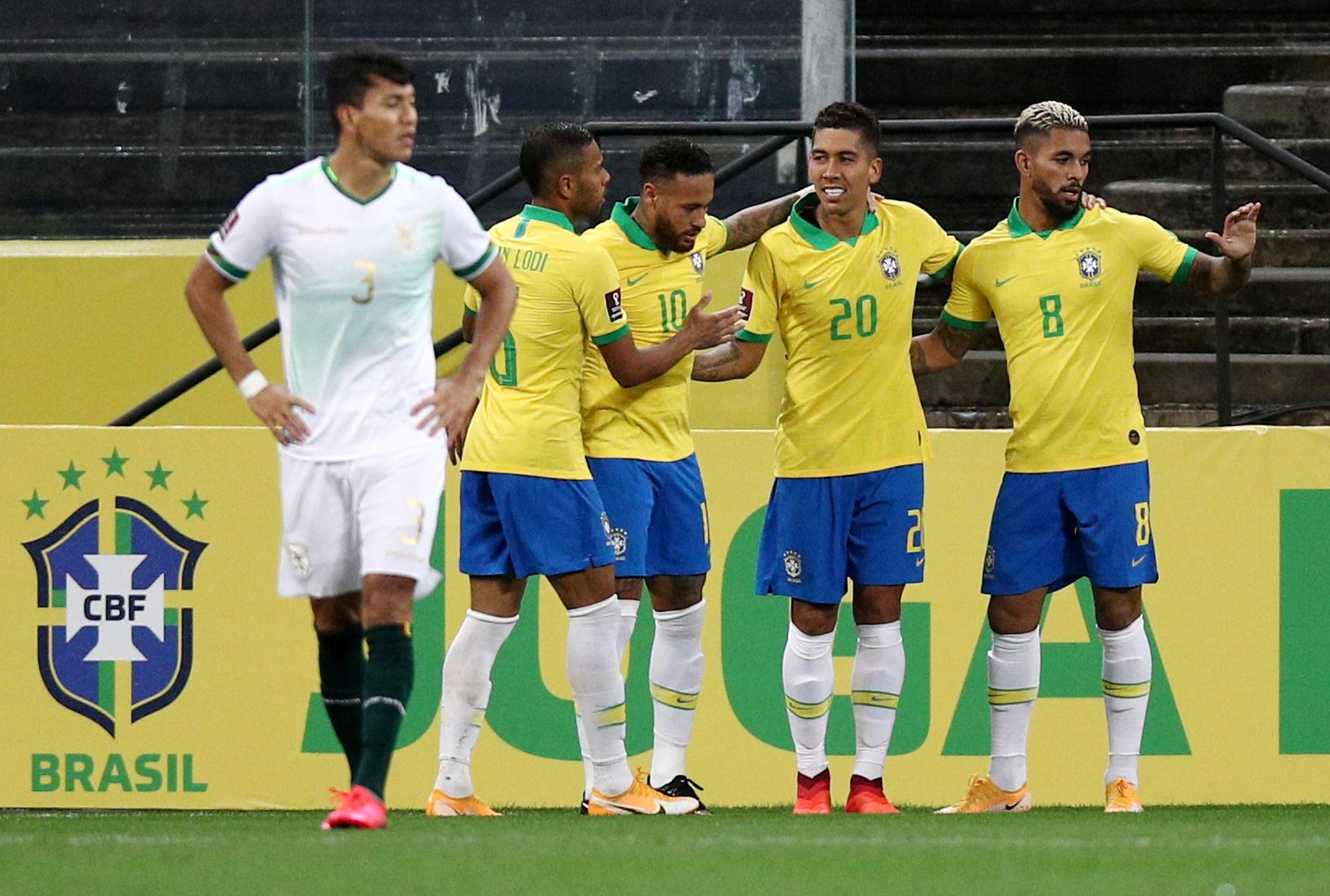 Brasil Bolivia Eliminatorias Sudamericanas