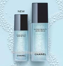 Logo Richiedi gratis campioni omaggio Hydra Beauty Micro Serum di Chanel