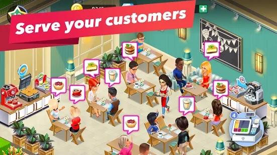 My Cafe — Restaurant Game. Serve & Manage Screenshot