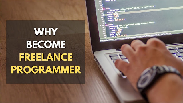 become freelance programmer