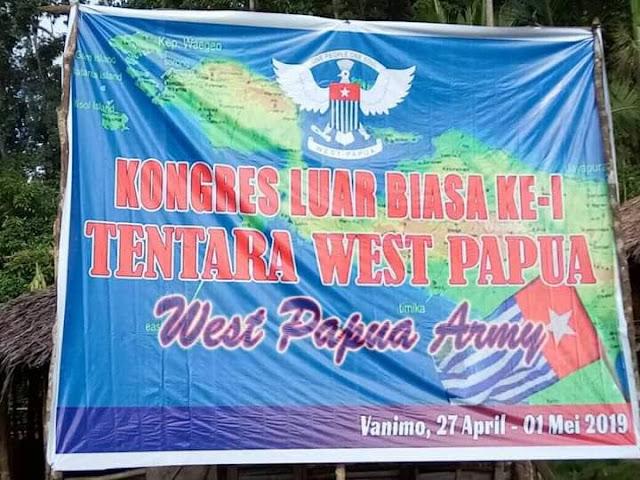 Klarifikasi Berita Terkait Pernyataan Gen. Mathias Wenda Pada Tanggal 30-05-2019