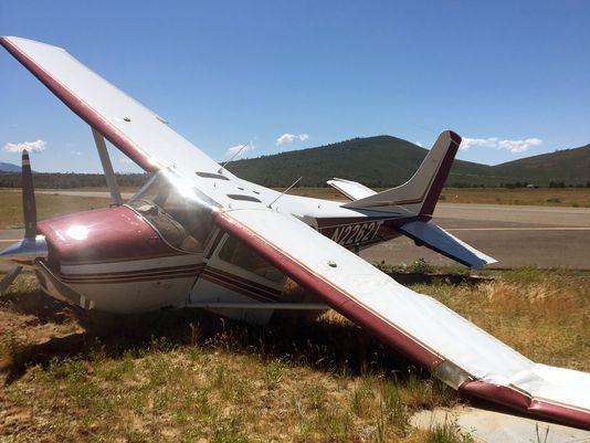 Kathryn's Report: Cessna A185E Skywagon 185, N2262T: Accident