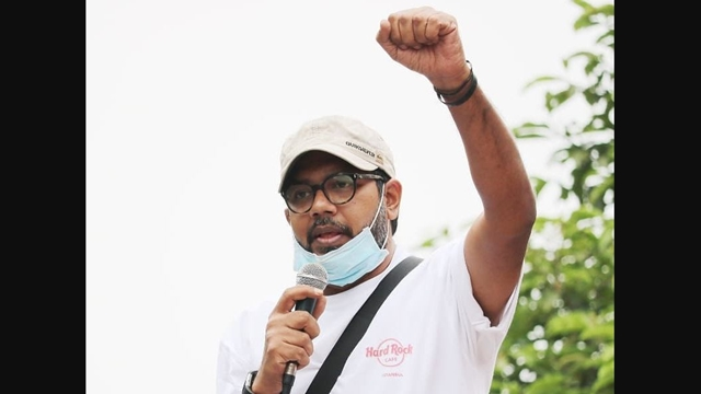 Soal Seruan Pembangkangan Sipil, Haris Azhar: Ramai-ramai Tidak Bayar Pajak