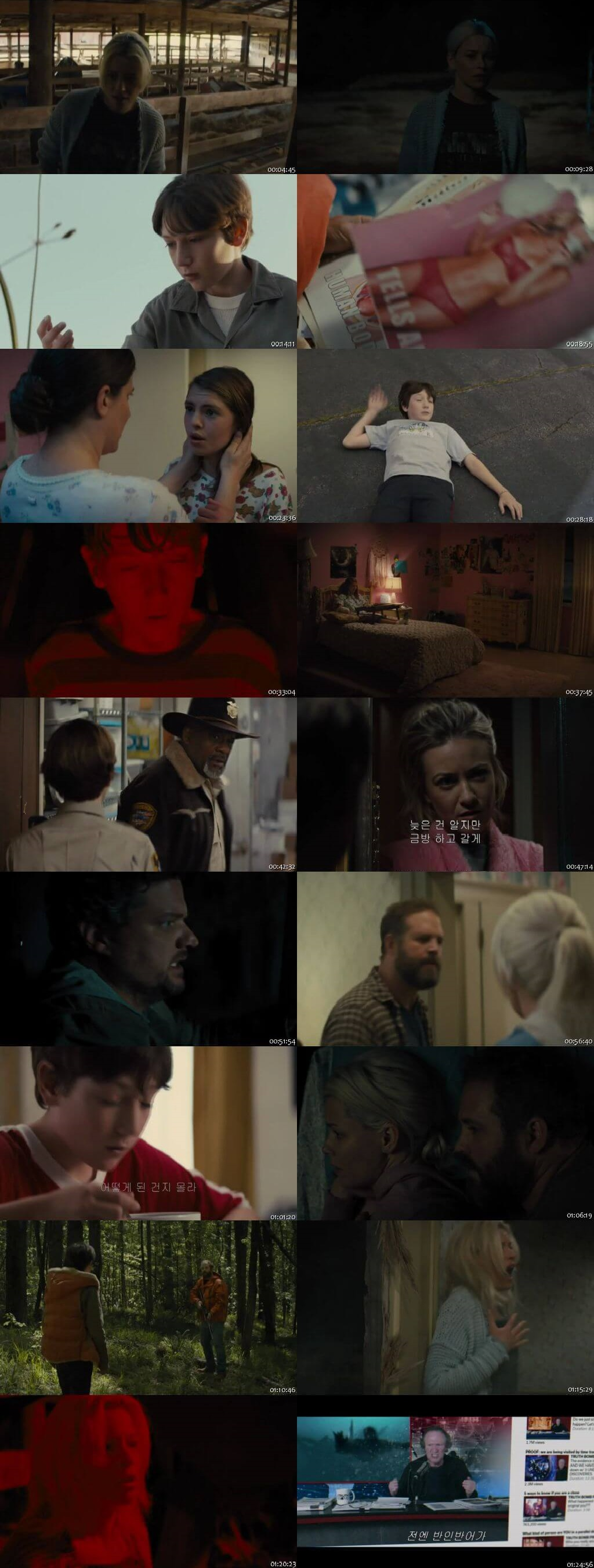 Screen Shot Of Brightburn 2018 Full Movie Download Free Watch Online 300MB