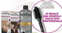 Logo Franck Provost ti regala la spazzola riscaldata come premio sicuro: scopri come richiederla