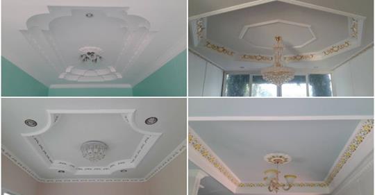 28 ideas para la decoración del techo para hacer que su casa se vea hermosa y llamativa