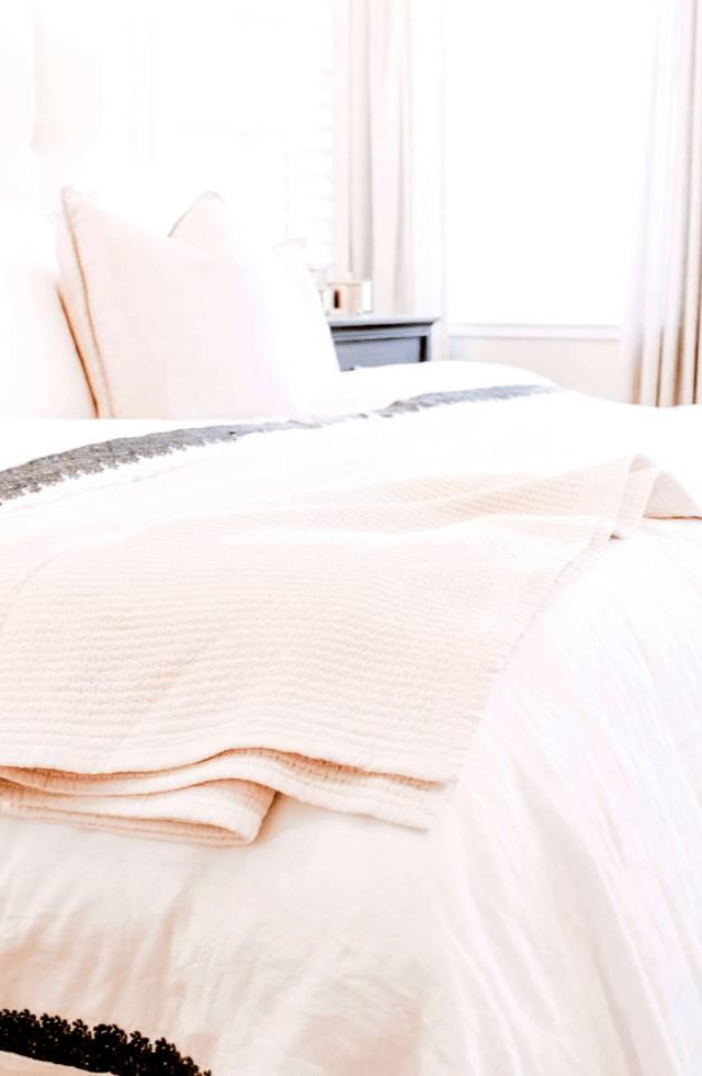 cama confortável