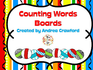 Use this to help your students with counting words!