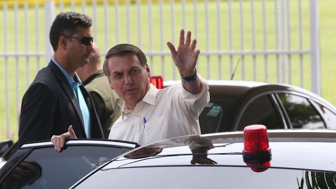 Bolsonaro aposta na Mega da Virada e coloca 13 entre números