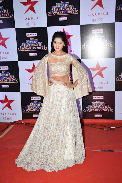 Star Parivaar Award 2017 Red Carpet on 15th May 2017