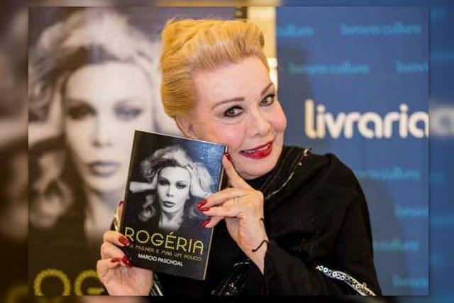 Morre aos 74 anos a atriz e cantora Rogéria