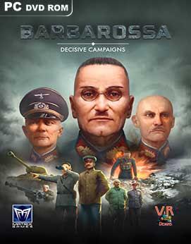 Decisive Campaigns Barbarossa-SKIDROW