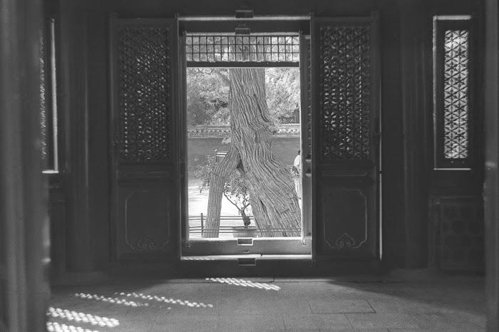 Pékin, Beijing, Palais Impérial,Cité interdite, © L. Gigout, 1990