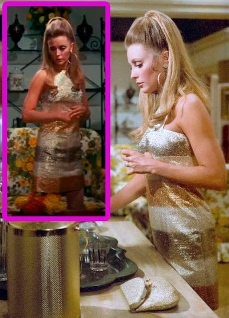 Jennifer (Sharon Tate) cena do filme