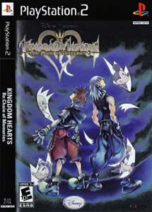 Kingdom Hearts Re:Chain of Memories Ps2 ISO (NTSC-J) MG