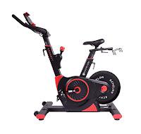 Echelon Smart Connect EX3 Spin Bike, features reviewed and compared with EX1 indoor cycle, with 13kg flywheel, 32 magnetic resistance levels, Bluetooth to connect with Echelon Fit App