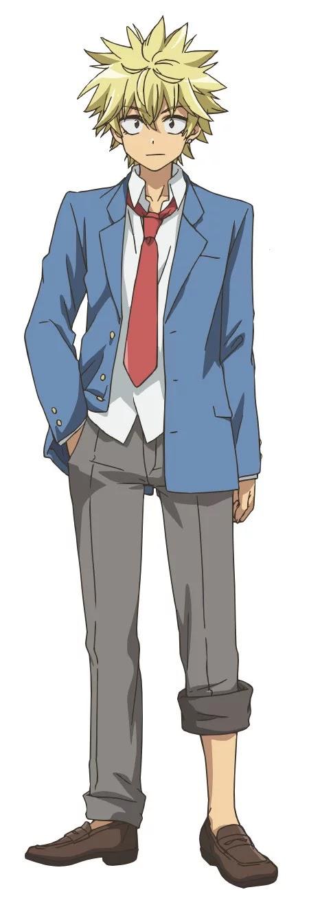 Hiro Nakamichi, contará con la voz de Kōhei Amasaki como el personaje Shota Tanoue, que está enamorado de Aya.