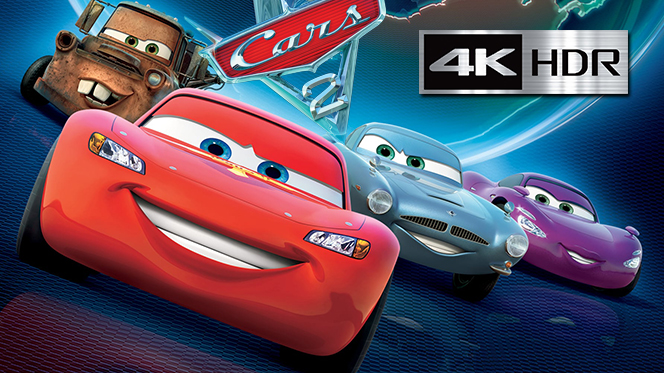 Cars 2 (2011) 4K UHD [HDR] Latino-Ingles