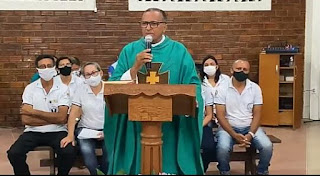 Em Guarabira Padre Adalto dispara e chama políticos de irresponsável