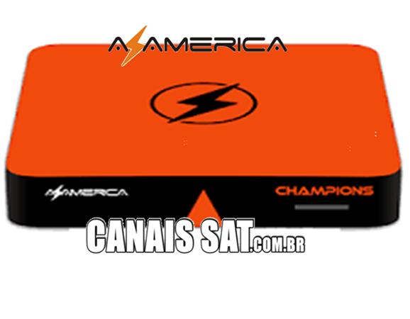 Azamerica Champions IPTV Nova Atualização V1.2.11 - 01/07/2020