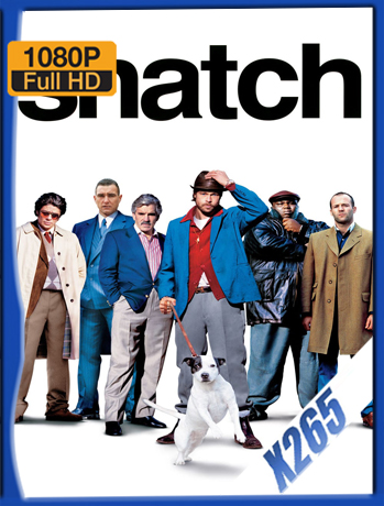 Snatch [2000] 1080P Latino [X265] [ChrisHD]