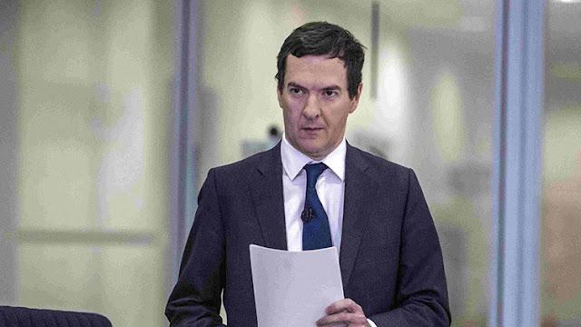 """Ministro de Economía del Reino Unido: """"Tenemos que aumentar impuestos y recortar gasto público"""""""