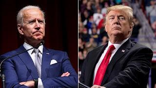 Biden campaign raised $10M more than Trump in June