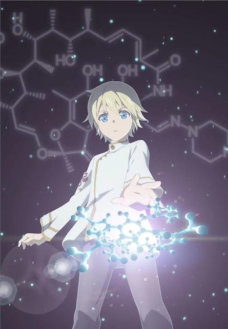 Las novelas ligeras Isekai Yakkyoku tendrán anime
