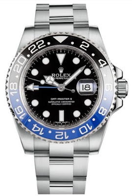 Pajak Rolex ( Rolex GMT-II-blue-black-pajak ) RM 48,000