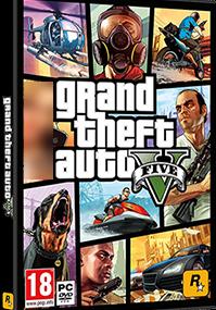 اللعبة الخارقة Grand Theft Auto V
