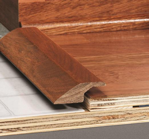 Floor Transitions For Uneven Floors