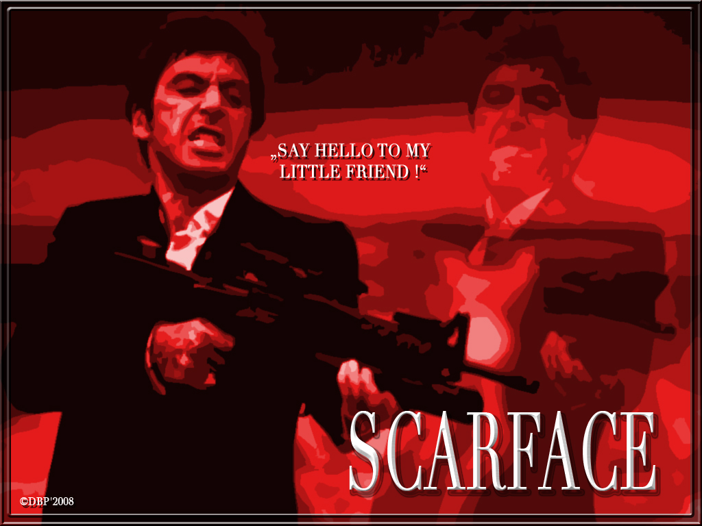 scarface wallpaper quotes pictures - photo #15