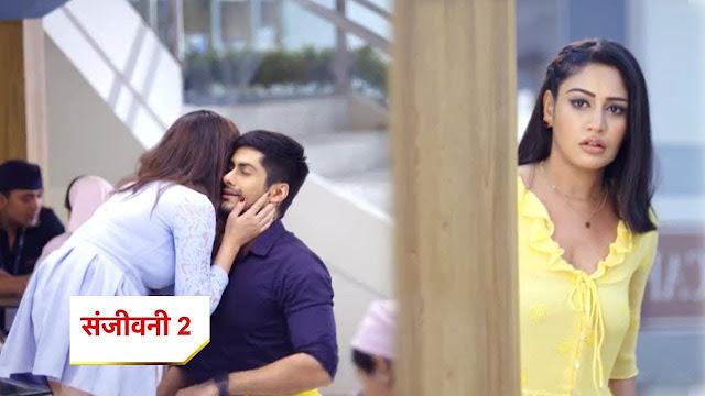 Break-up Twist : New girl is Sid's life Ishani heartbroken in Sanjivani 2