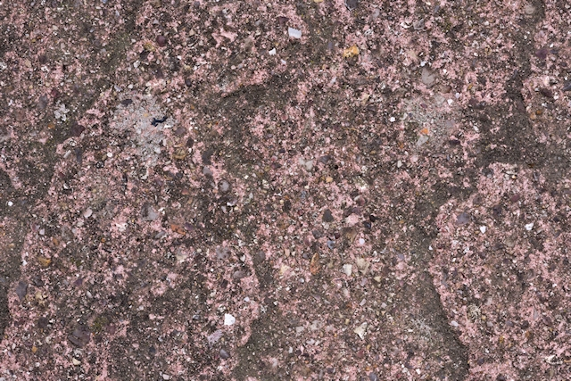 Pink stone tile macro texture
