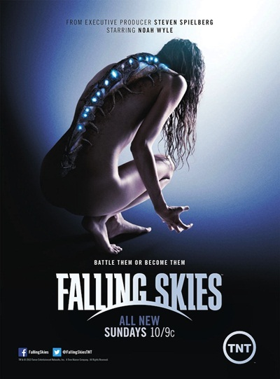 Falling Skies Temporada 3 720p HD