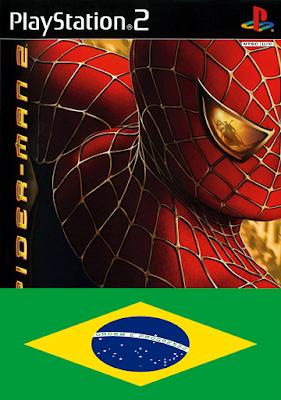 SPIDER MAN 2 TRADUZIDO (PT-BR) (ISO) (PS2)