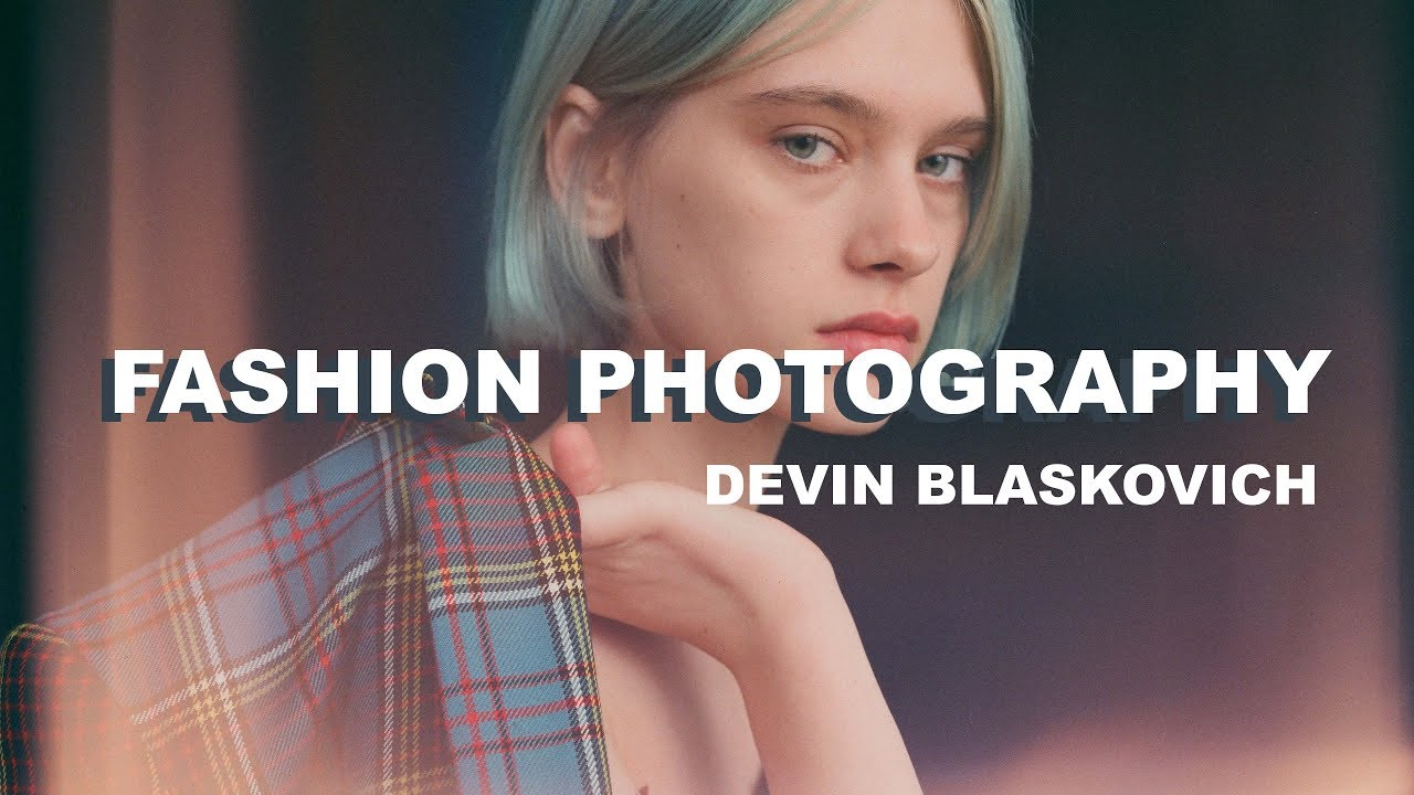 His work embraces the analog medium by capturing fashion, beauty and editorial photography.